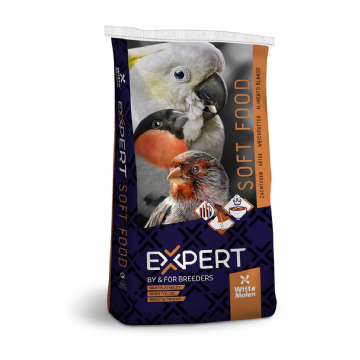Expert Soft Food With Insects 10kg